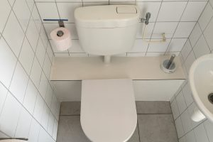 Toilet mini renovatie
